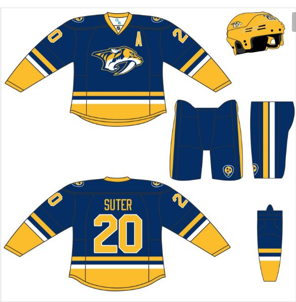 info for d203f 8a3d3 Nashville Predators Third Jersey Possibilities - Page 5