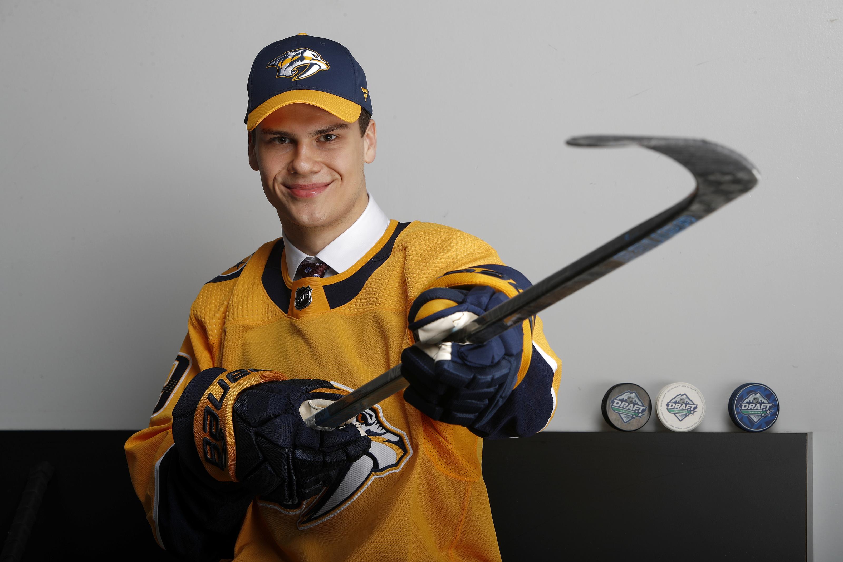 Nashville Predators Prospect Update: Egor Afanasyev
